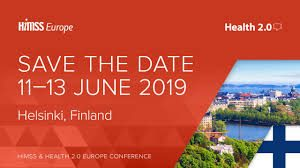 HIMSS and Health 2.0 European Conference 2019 @ Messukeskus
