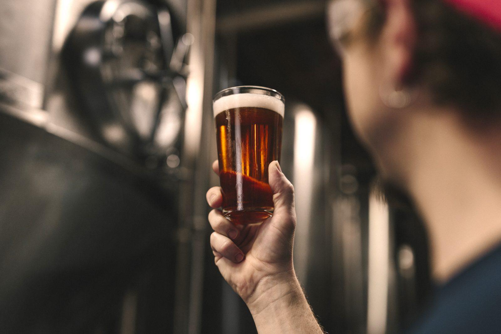 Bier tijdens chemo