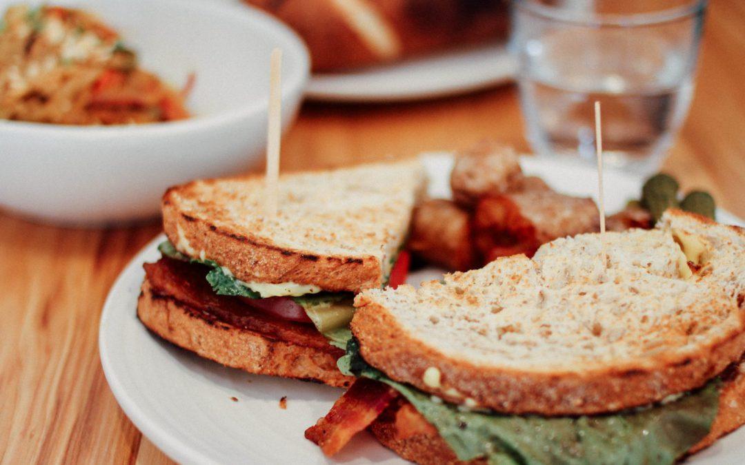 Broodje met HungerNdThirst